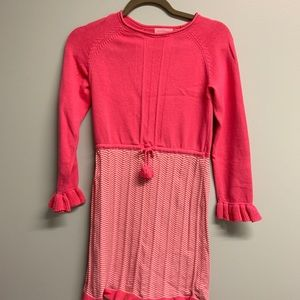 Girl's Lily Pulitzer sweater dress